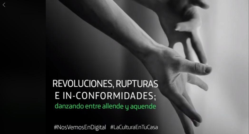 """Conversatorio """"Revoluciones, rupturas e in-conformidades"""" presenta una mirada sobre la danza local"""